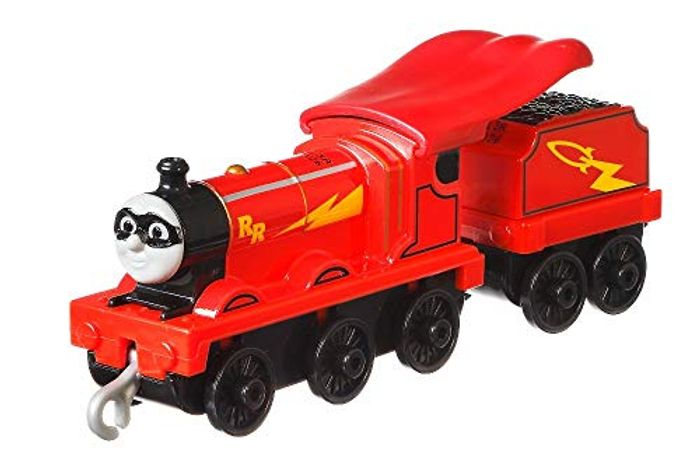 Thomas and Friends Fisher-Price Rail Rocket James - Only £3!