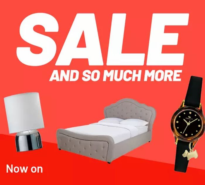 Argos MASSIVE Sale - Home, Furniture, Lighting, Watches, Storage, Baby & Nursery