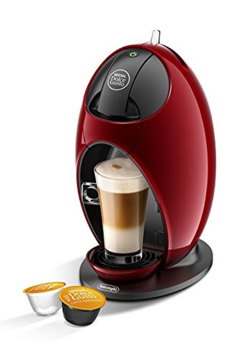 CHEAPEST PRICE! Nescafe Dolce Gusto Jovia Coffee Machine - Red or Black