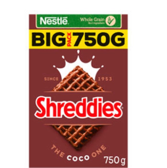 Nestle Coco Shreddies 750g