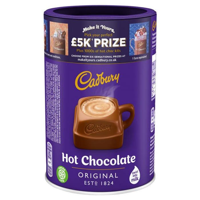 Cadbury Drinking Hot Chocolate 500g
