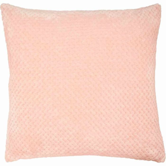 Wilko Blush Jumbo Cushion 55 X 55cm