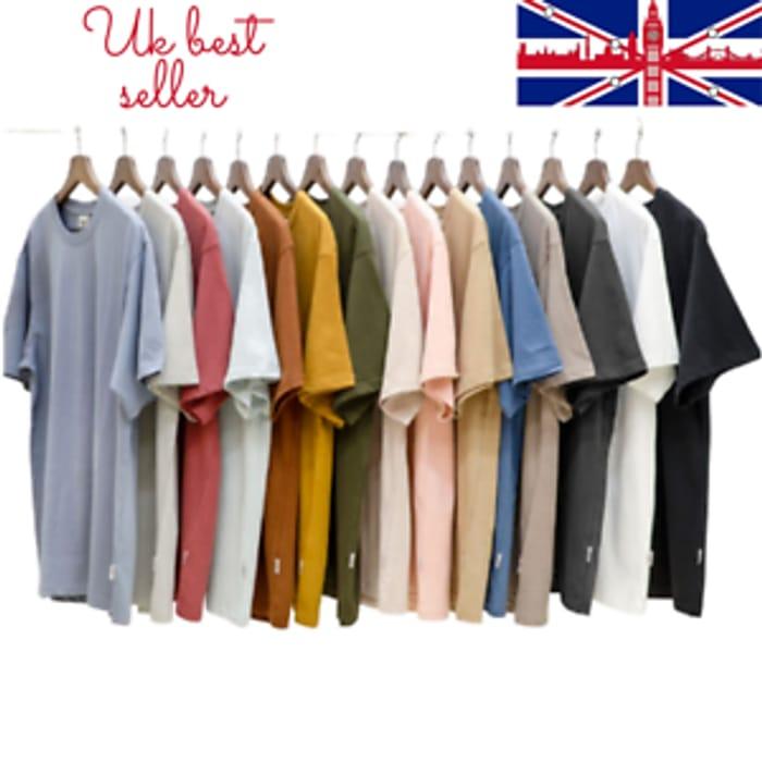 Men's Plain T Shirts 100% Cotton || Stock Clearance Sale