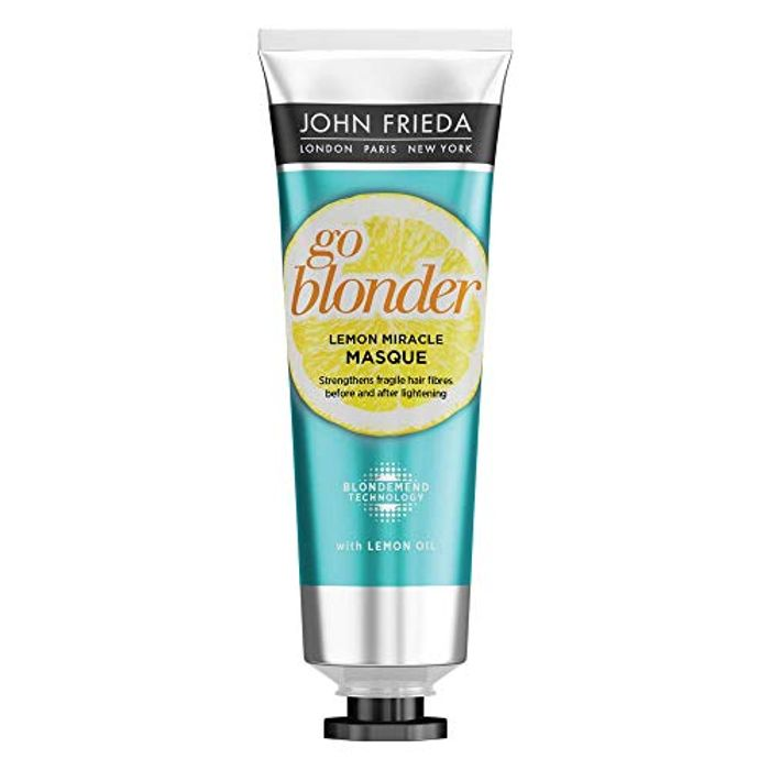 John Frieda Sheer Blonde Go Blonder Lemon Miracle