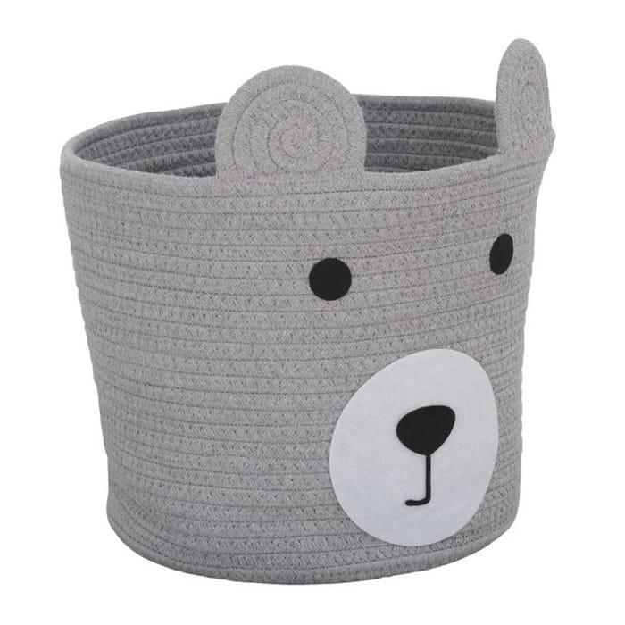 Argos Home Rope Bear Storage Basket