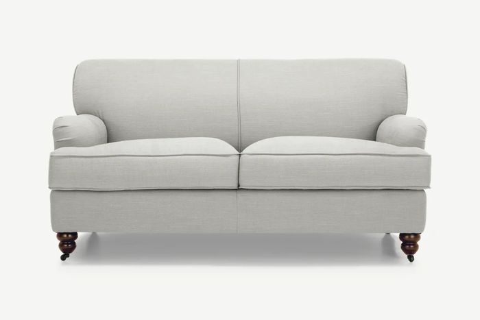 Orson 2 Seater Sofa, Chic Grey