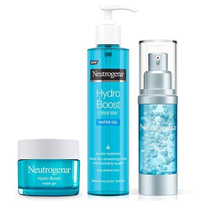 Neutrogena Hydro Boost Series, 3-Step Facial Regime