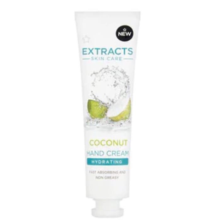 Superdrug Coconut Hand Cream