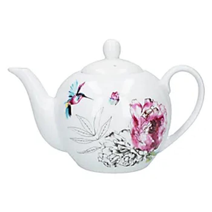 Heavenly Hummingbird Teapot
