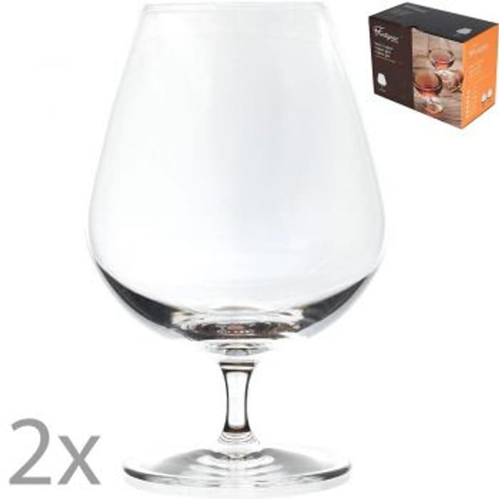 Fontignac Cognac Glasses 2 Pcs, 610ml