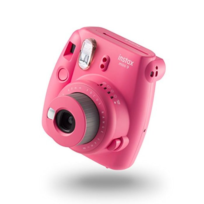 Instax Mini 9 Camera with 10 Shots + £19.50 off Voucher
