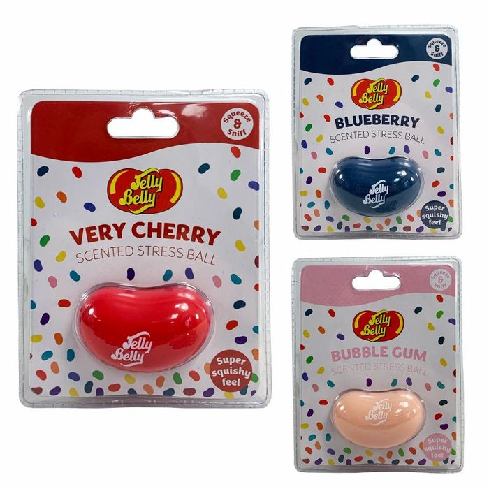 Jelly Belly Super Squishy Scented Stress Ball