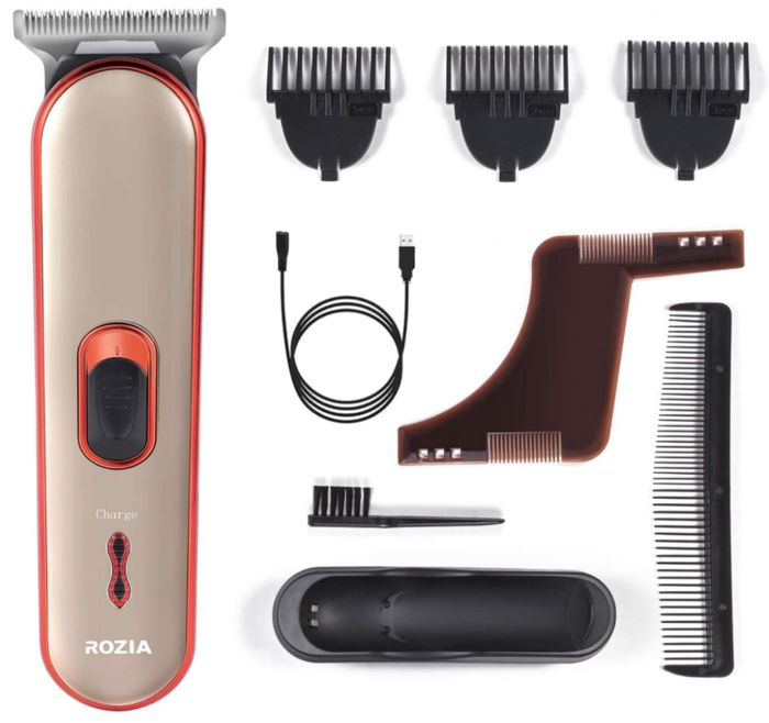 Beard Trimmer Hair Clippers Electric Razor for Men