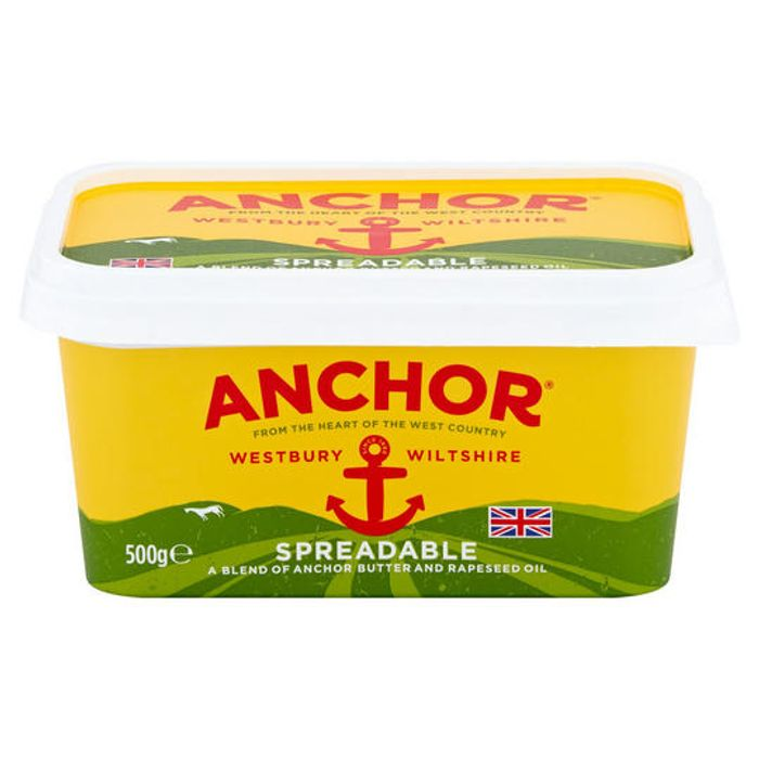 Anchor Westbury Wiltshire Spreadable 500g