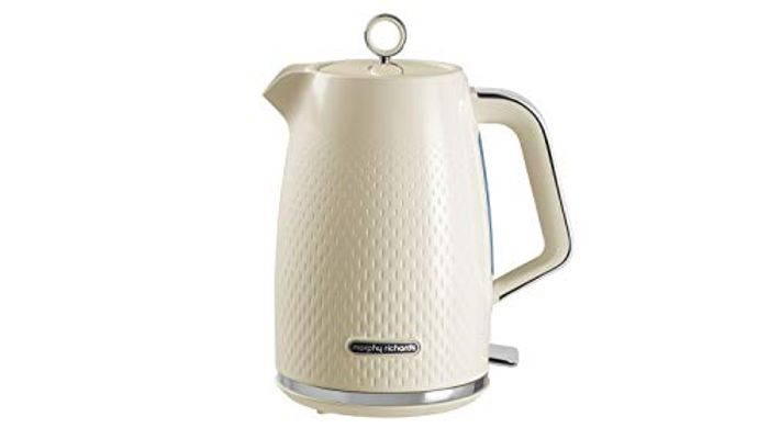 BEST EVER PRICE Morphy Richards 103011 Verve Electric Kettle, 1.7 Liters, Cream