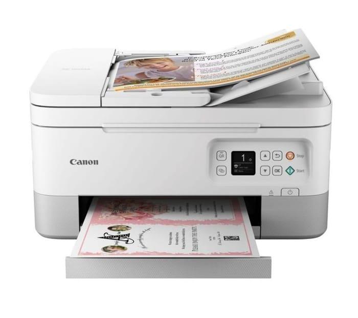Printer In Stock - CANON PIXMA All-In-1 Wireless Inkjet Printer - £79.99