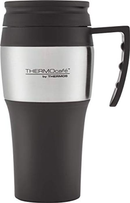 Thermos ThermoCaf 2010 Travel Mug, 400 Ml