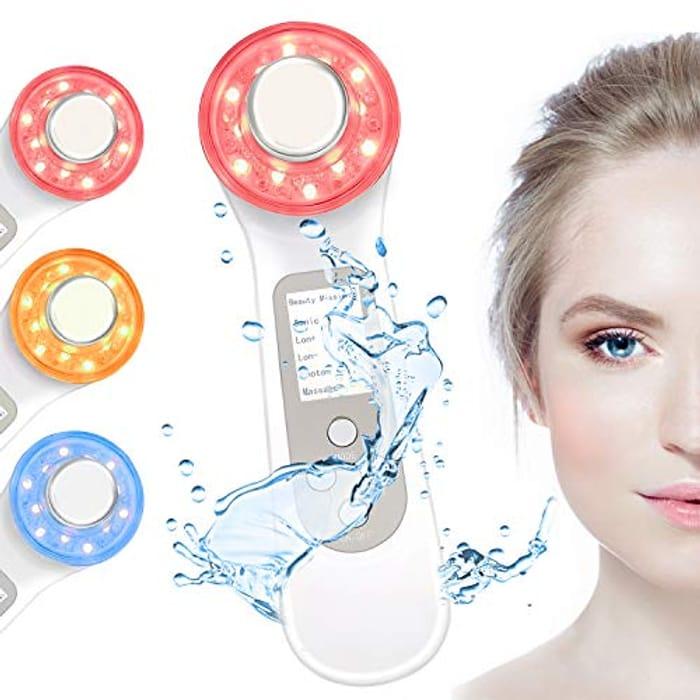 Ultrasonic Beauty Device, Facial Skincare Treatments