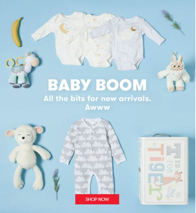 TK Maxx - Up To 60% Less Baby & Nursery Event