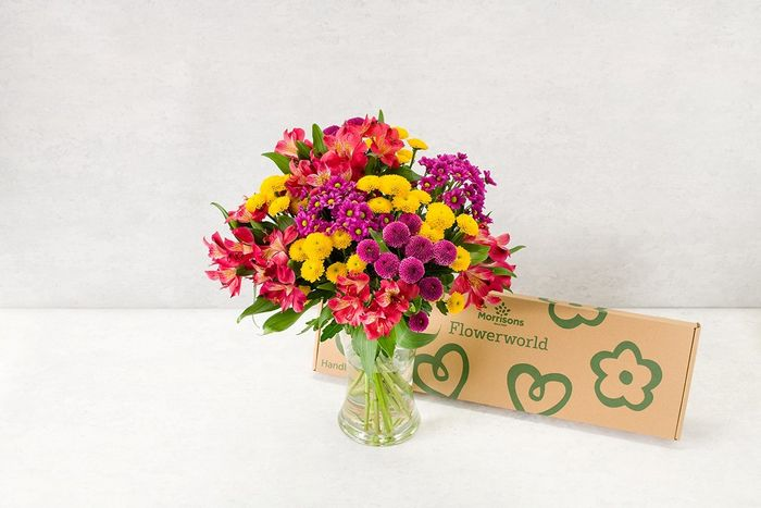 Bright Box - Letterbox Flowers - Only £13!