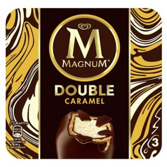 Magnum Double Caramel, Ruby & Double Raspberry Ice Cream On Offer! (Rollback)