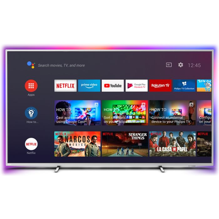 "*SAVE £150* Philips 70"" Smart Ambilight 4K Ultra HD Android TV £749 with Code"