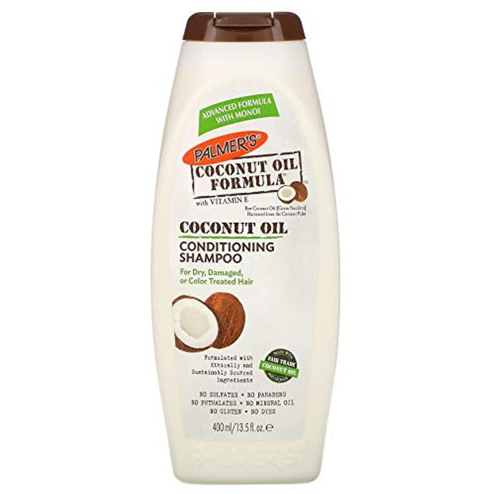 Palmer's Coconut Oil Formula Shampoo 400ml - Only £2.81!