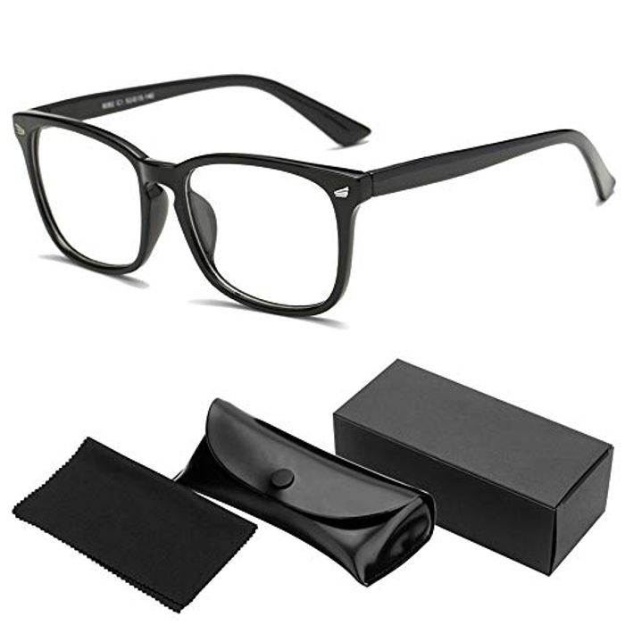 DEAL STACK - Blue Light Blocking Glasses for Women and Men + 5% Coupon