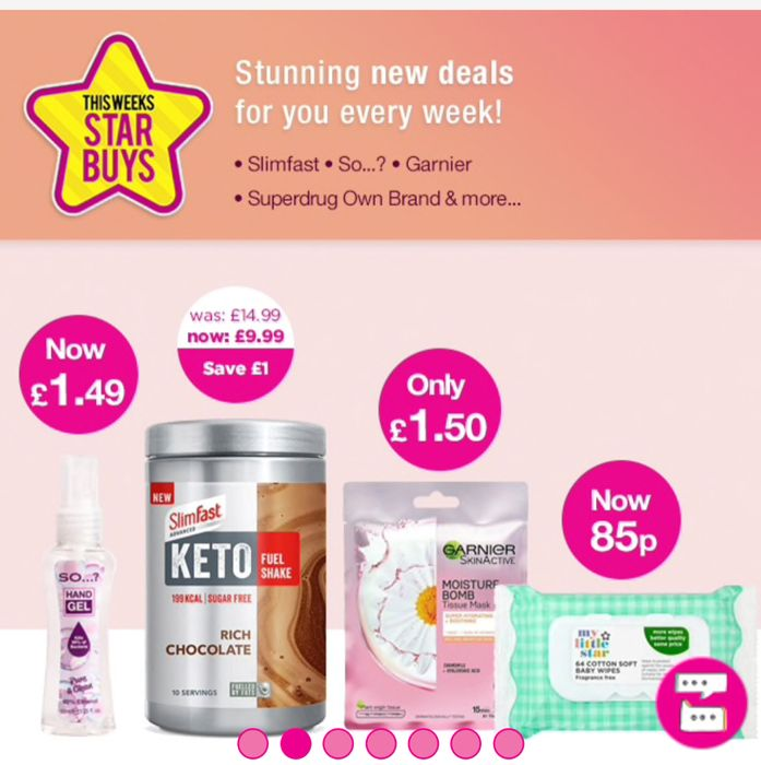 NEW:Star Buy Weeklies 83 Products Found
