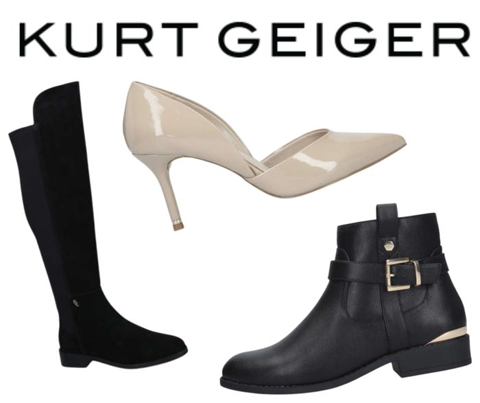 Kurt Geiger Sale Further Reductions - Now up to 70% Off