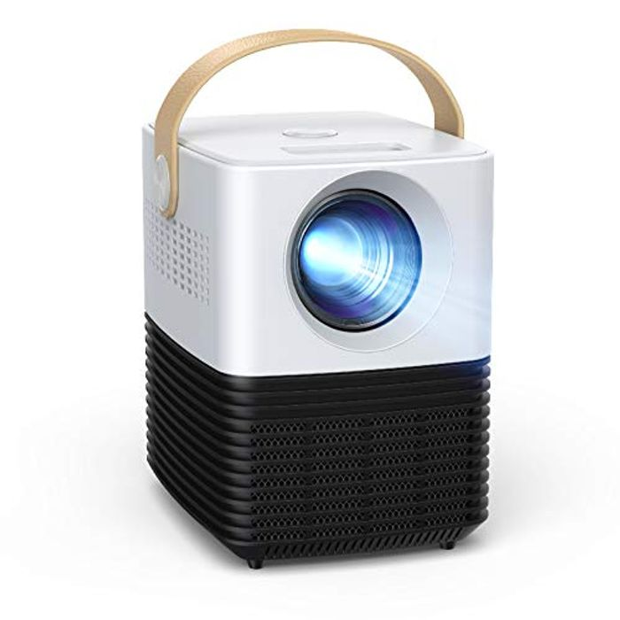 Portable LCD Video Projector