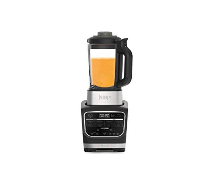 Ninja Blender and Soup Maker [HB150UK] 1000 W, 1.7 Litre Jug, Black