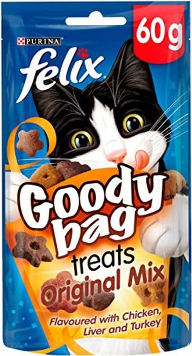 Felix Goody Bag Original Mix 60 G (Pack of 8)