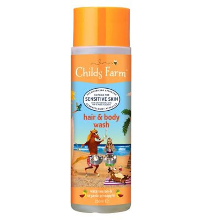 Childs Farm Watermelon & Pineapple Hair & Body Wash 250ml