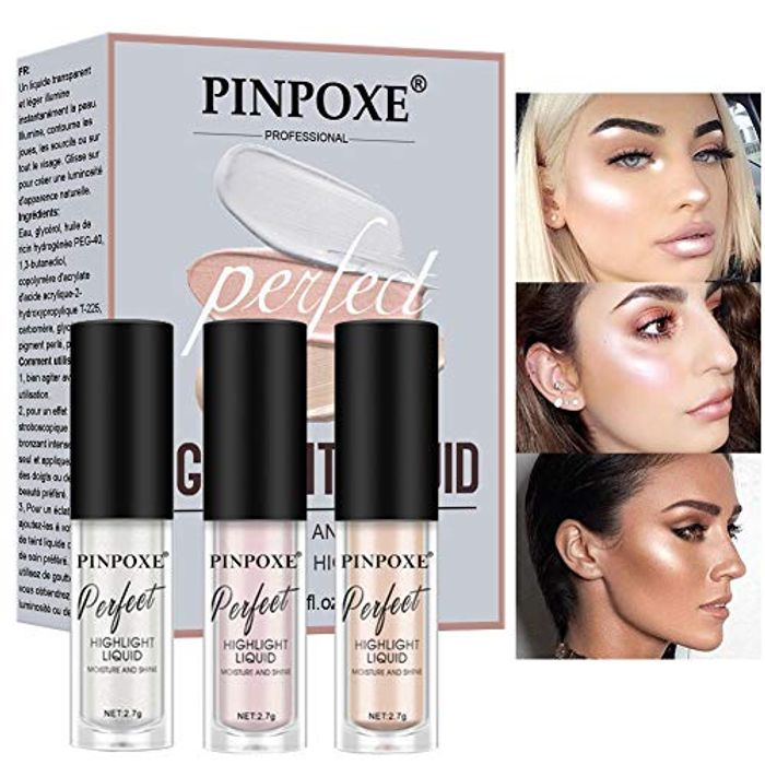 DEAL STACK - Liquid Highlighter, Highlighting Drops + 6% Coupon
