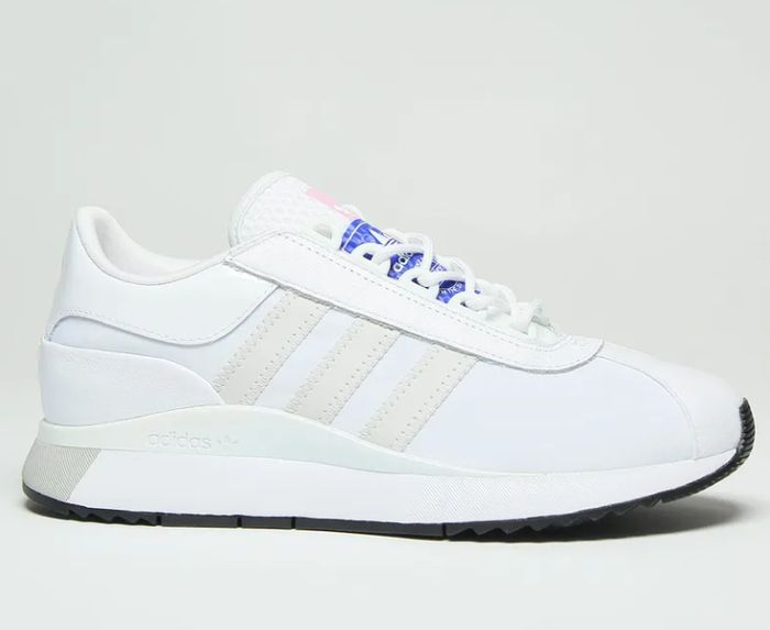 Cheap Adidas White Andrige Trainers at Schuh