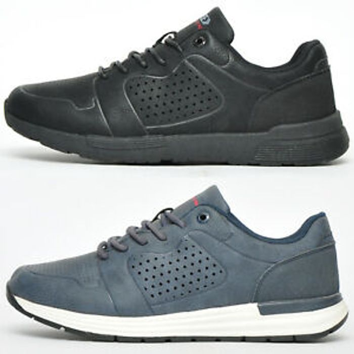 Reverse Jeans & Co Elevate Mens Casual Trainers