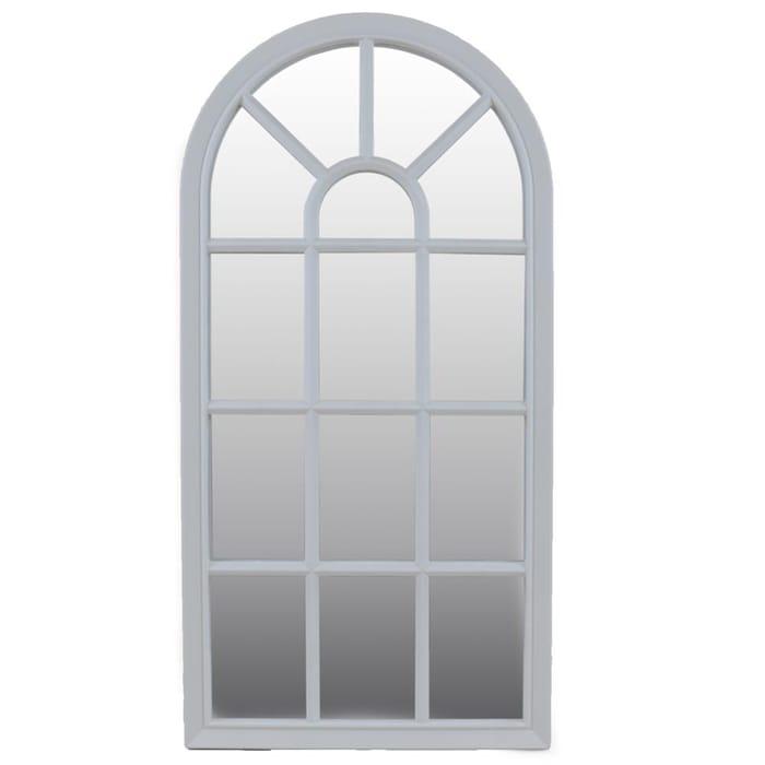 Homestyle Soho Window Mirror White or Black