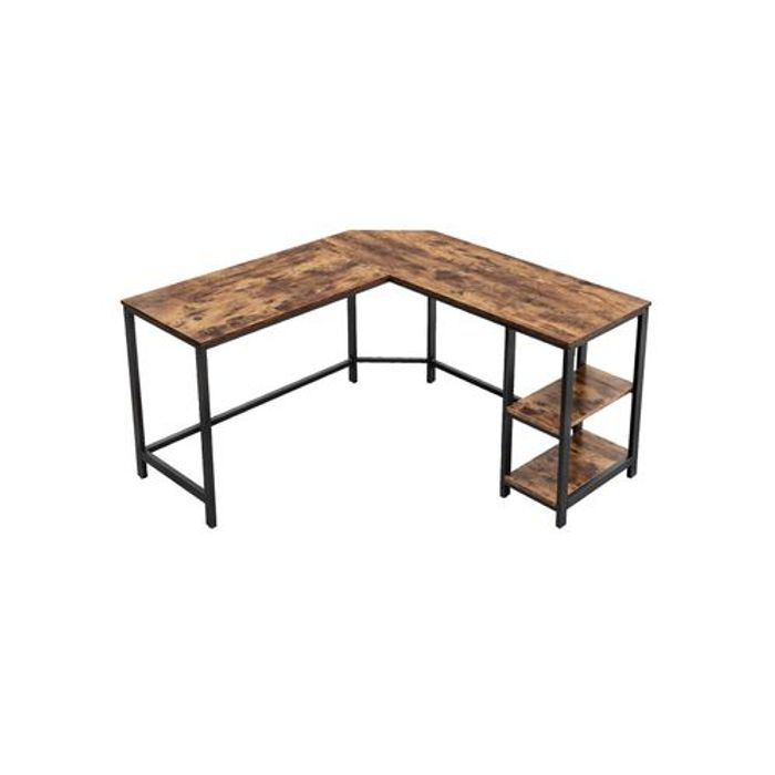 CHEAP! Deal Stack! L-Shaped Desk Only £67.32 with Code