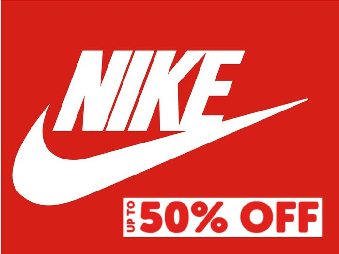 NIKE JANUARY SALE - up to 50% off NIKE