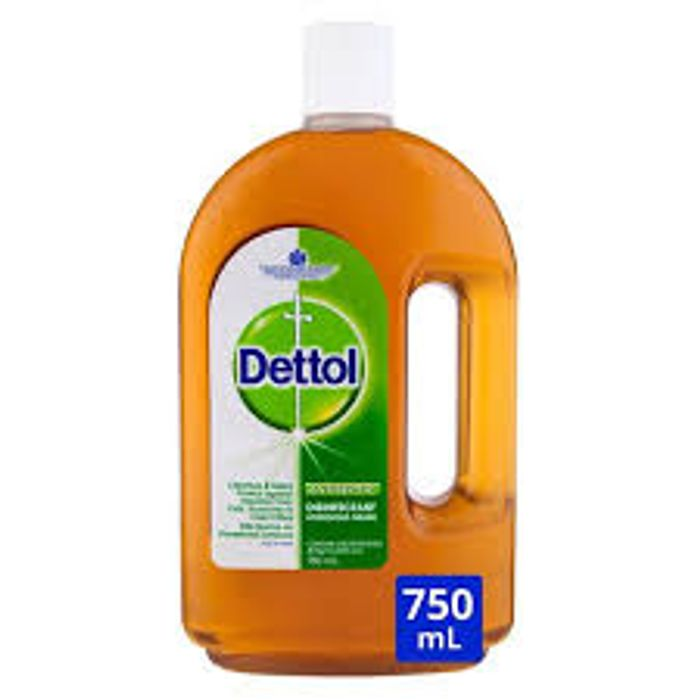 Dettol Antiseptic Liquid, Spray & Wipes - Buy 1 Get 2nd Half Price