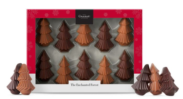 Hotel Chocolat Up To 70% Off Christmas Clearance - Prices From £1.50!