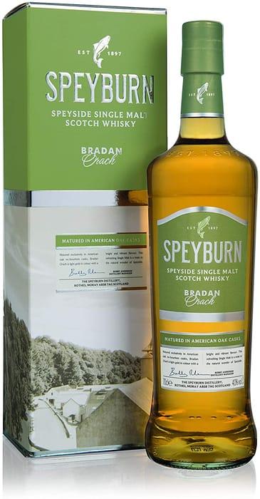 PRICE DROP! Speyburn Bradan Orach Unaged Single Malt Scotch Whisky 70cl