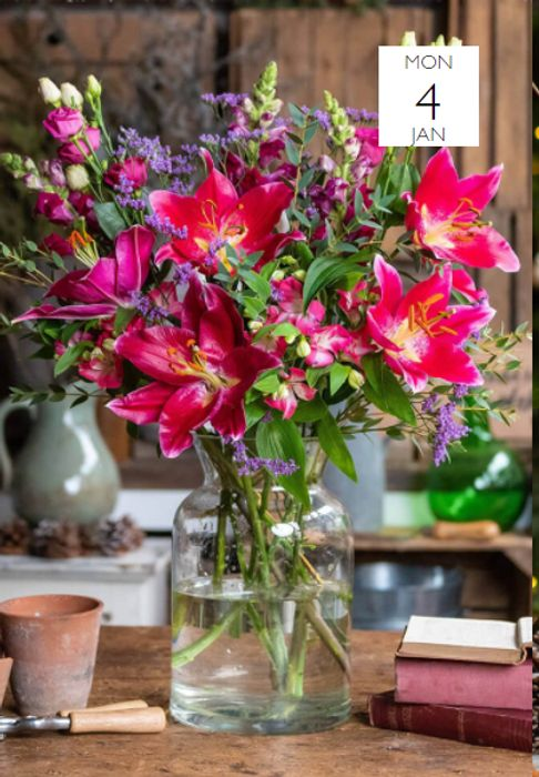 Freddie's Flowers - £10 Off Your First 2 Flower Deliveries