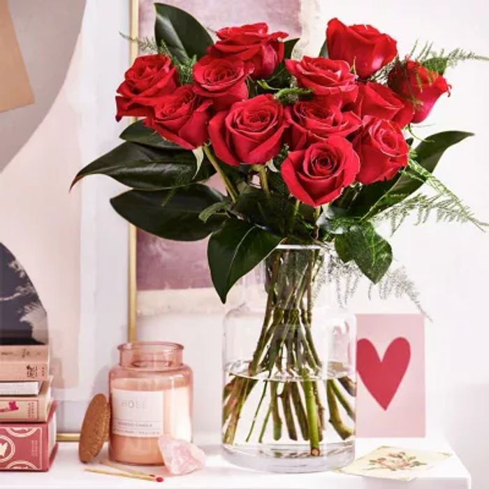 M&S - Early Bird Valentines Flower Deals, Tips & Hacks - From £20 Delivered