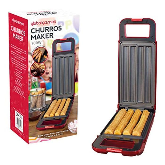 Global Gizmos 35529 Churros Maker,