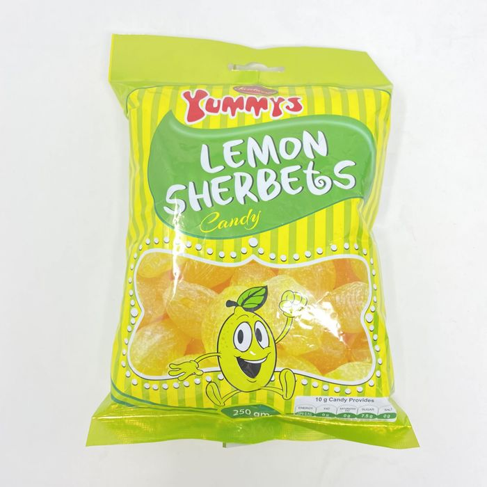 Yummys Lemon Sherbets Bag