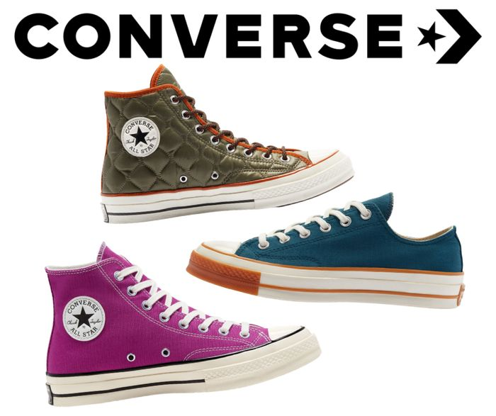 Converse Final Sale - Up To 50% off Men, Women & Kids