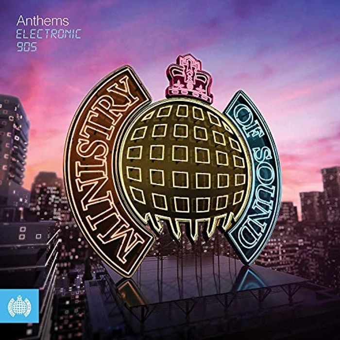 Various Artists - Anthems Electronic 90`S CD - Only £2.39!