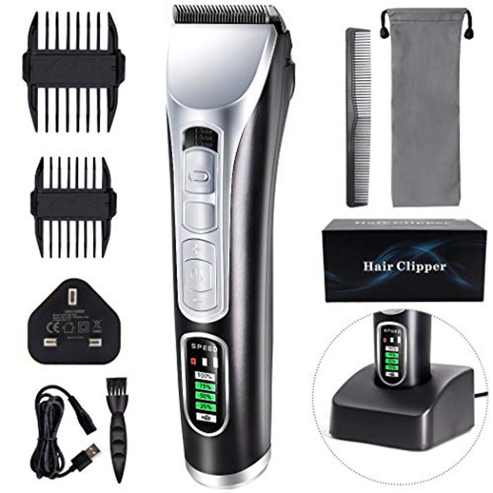 Hair Clippers for Men Cordless Professional Hair